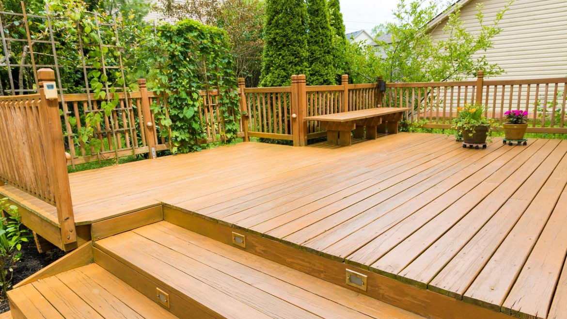 How To Best Maintain A Teak Deck